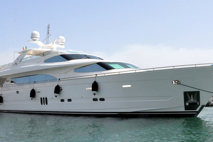 Elegance Yachts 98 Dynasty for sale in Greece for €1,995,000 (£1,739,472)