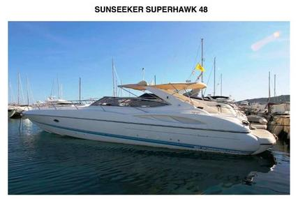 Sunseeker Superhawk 48 for sale in Spain for €109,000 (£97,984)