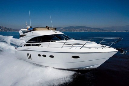 Princess 50 for sale in Spain for €445,000 (£386,365)