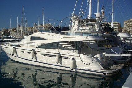 Fairline Squadron 58 for sale in Spain for €369,000 (£320,833)