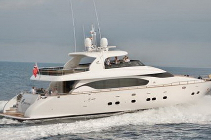 Maiora 27S for sale in Germany for €2,195,000 (£1,908,480)