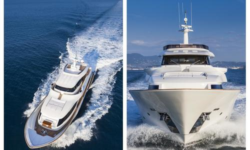 Image of Ferretti Custom Line for sale in France for €2,950,000 (£2,630,969) Nice, , France