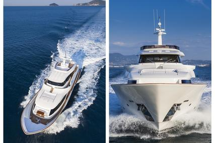 Ferretti Custom Line for sale in France for €2,950,000 (£2,524,431)