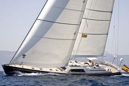 Nautor's Swan 112 for sale in Spain for €3,750,000 (£3,321,935)