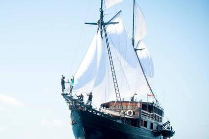 122' Bugis Phinisi for sale in Indonesia for $650,000 (£501,760)