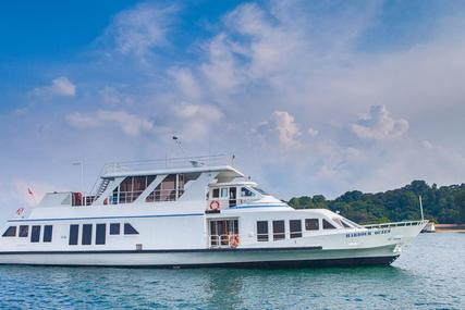 Custom Cruise Ship (Harbour Queen) for sale in Singapore for $588,000 (£465,079)