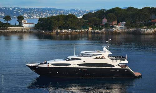 Image of Sunseeker 34 Metre Yacht for sale in France for €5,500,000 (£4,872,172) Antibes, , France