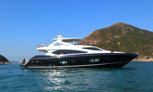 Image of Sunseeker 88 Yacht for sale in Hong Kong for $2,600,000 (£2,052,173) Hong Kong
