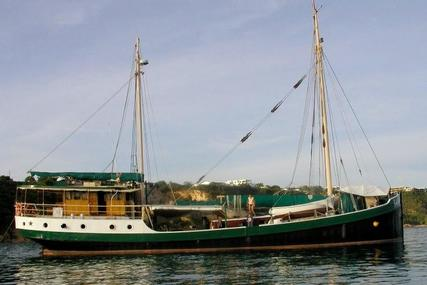 Gaff Rigged Motor Sailor for sale in Indonesia for €399,000 (£344,655)