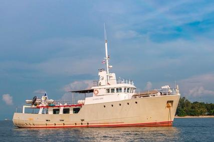 Custom 26m Expedition Trawler for sale in Thailand for €1,200,000 (£1,013,856)