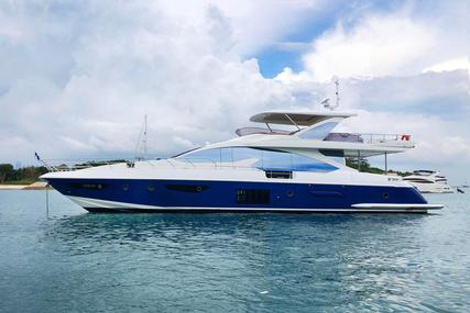 Azimut Yachts 80 for sale in Singapore for €2,650,000 (£2,335,975)