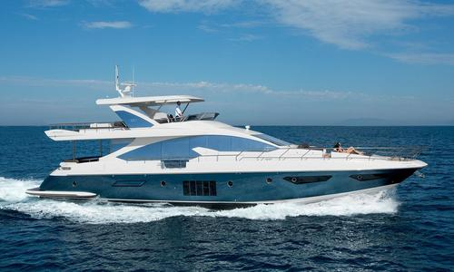 Image of Azimut Yachts 80 for sale in Taiwan for €2,200,000 (£1,977,653) Taiwan