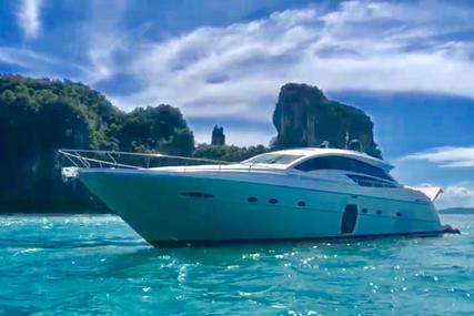 Pershing 72 for sale in Thailand for €1,129,000 (£975,850)