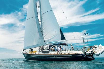 Tayana 58 for sale in Hong Kong for $407,000 (£315,842)
