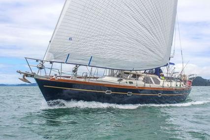Tayana 58 for sale in Hong Kong for $400,000 (£310,410)