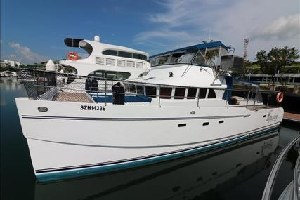 RB50 Power Catamaran for sale in Singapore for $470,000 (£359,467)