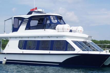 Custom Power Catamaran for sale in Indonesia for $150,000 (£120,707)