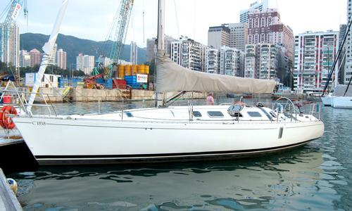Image of Beneteau First 41S5 for sale in Hong Kong for $64,500 (£49,428) Aberdeen, , Hong Kong