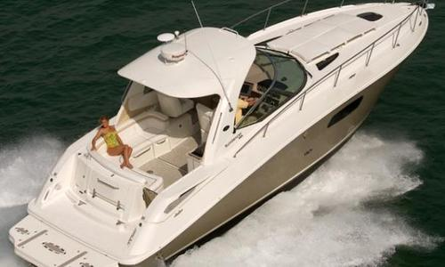 Image of Sea Ray 370 Sundancer for sale in Malaysia for $180,000 (£136,860) Malaysia