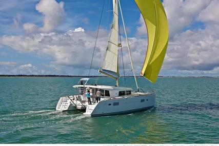 Lagoon 400 for sale in Singapore for $662,090 (£522,544)