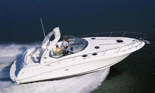 Image of Sea Ray 340 Sundancer for sale in Singapore for $150,000 (£123,457) Singapore