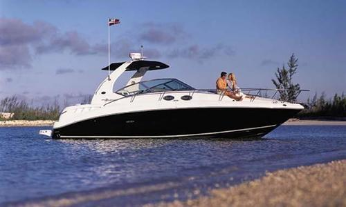 Image of Sea Ray 335 Sundancer for sale in Malaysia for $115,000 (£91,547) Malaysia