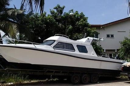 Custom Build YP32 Green Dragon Half Cabin for sale in Malaysia for $53,000 (£40,370)