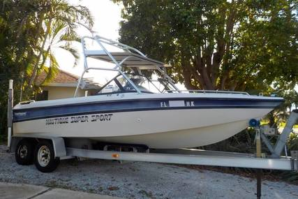 Correct Craft 23 Nautique Super Sport for sale in United States of America for $13,750 (£10,611)