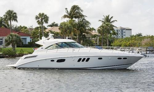 Image of Sea Ray Sundancer for sale in United States of America for $699,000 (£532,425) Palm Beach Gardens, FL, United States of America
