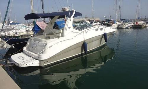 Image of Sea Ray 355 Sundancer for sale in Spain for €94,000 (£81,469) Malaga, Spain
