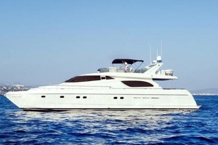 Ferretti 72 for sale in Spain for €459,000 (£404,277)
