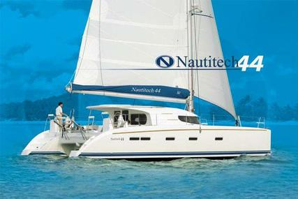 Nautitech 44 for sale in Spain for €340,000 (£293,879)