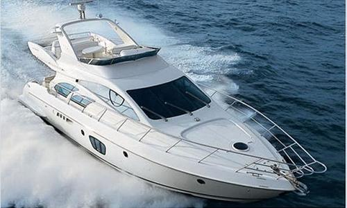 Image of Azimut Yachts 55 Evolution for sale in Turkey for €385,000 (£343,364) Istanbul, Turkey