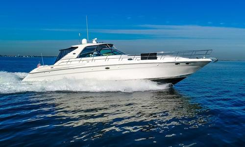 Image of Sea Ray 580 Super Sun Sport for sale in United States of America for $399,000 (£303,917) Kemah, TX, United States of America