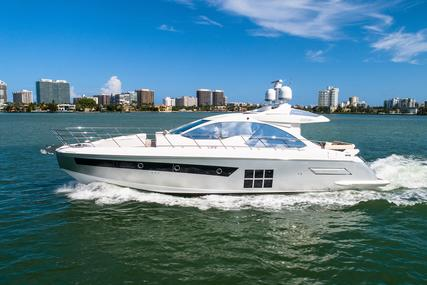Azimut Yachts 55S for sale in United States of America for $879,000 (£718,842)