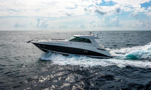 Image of Sea Ray 450 Sundancer for sale in United States of America for $405,000 (£308,487) Pompano Beach, FL, United States of America