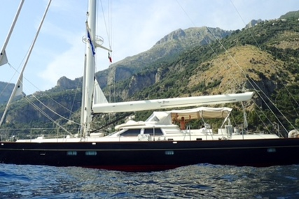 Custom Dixon 24.6m for sale in France for €900,000 (£772,731)