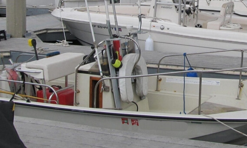 Image of Boston Whaler 17 Montauk for sale in United States of America for $14,995 (£10,913) Redondo Beach, California, United States of America