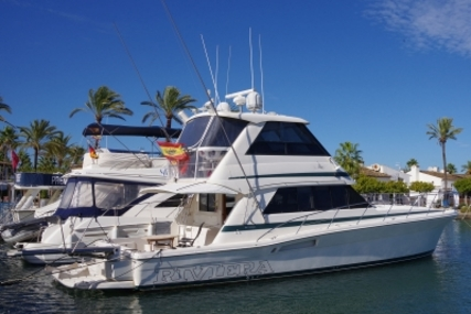 Riviera 48 for sale in Spain for €349,000 (£301,363)