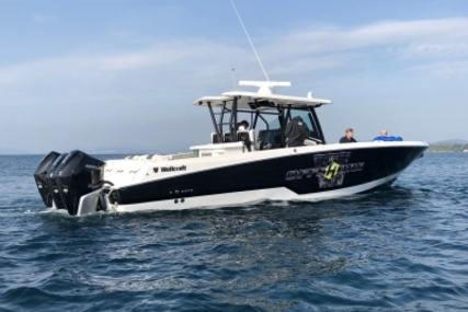 Wellcraft 352 for sale in France for €349,000 (£298,653)