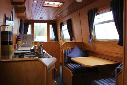 Sea Otter 41' Narrowboat for sale in United Kingdom for £39,950