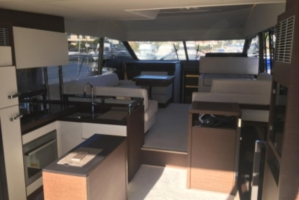 Prestige 520 for sale in France for €795,000 (£683,142)