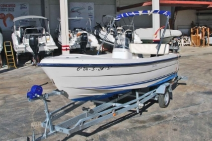 Quicksilver 500 OPEN for sale in Spain for €7,900 (£6,788)