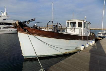 wooden Motor sailer for sale in United Kingdom for £19,950