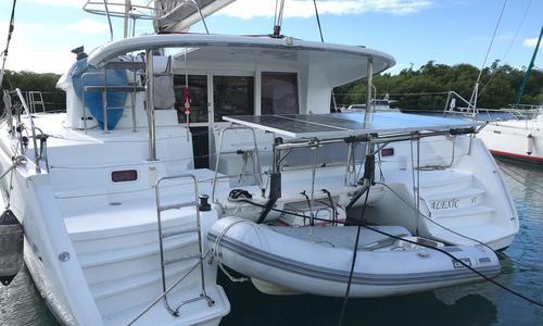 Image of Lagoon 400 for sale in Martinique for €255,000 (£223,912) LE MARIN, , Martinique