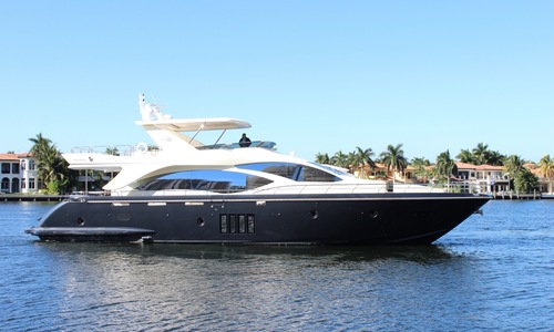 Image of Azimut Yachts 2013  84 for sale in United States of America for $2,695,000 (£2,160,788) Miami, Florida, United States of America