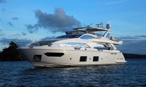 Image of Azimut Yachts 100 for sale in Italy for €4,980,000 (£4,261,108) San Remo, Italy