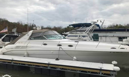 Image of Sea Ray 450 Sundancer for sale in United States of America for $99,950 (£76,666) Cincinnati, Ohio, United States of America