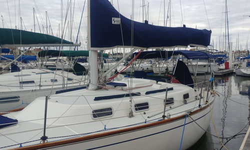 Image of Tartan 34-2 for sale in United States of America for $78,400 (£60,350) Kemah, Texas, United States of America
