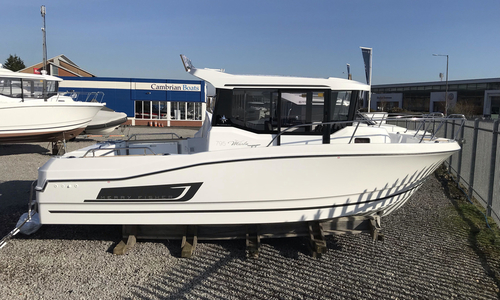 Image of Jeanneau Merry Fisher 795 Marlin for sale in United Kingdom for £70,249 Wales, United Kingdom